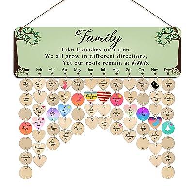 """Greatest Blessings Custom 5"""" Heart Decor for Nana from Grandchildren Gift Ideas"""