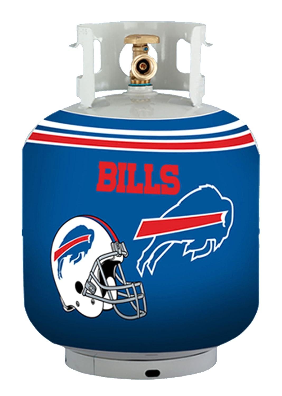 NFL プロパンガスボンベ 5ガロンウォータークーラーカバー B00UJUENCM ブルー|Buffalo Bills ブルー