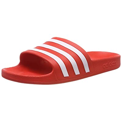 adidas F35540 Adilette Shower Unisex red | Sandals