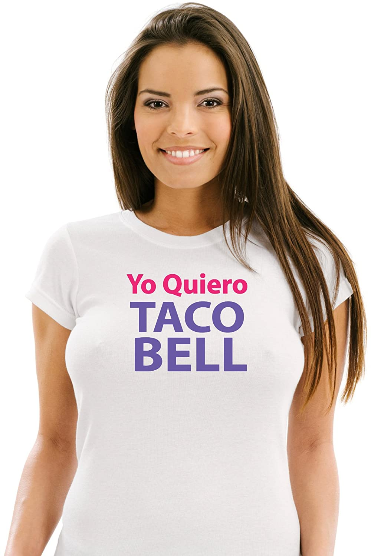 Amazon.com: Yo Quiero Taco Bell T-shirt: Clothing
