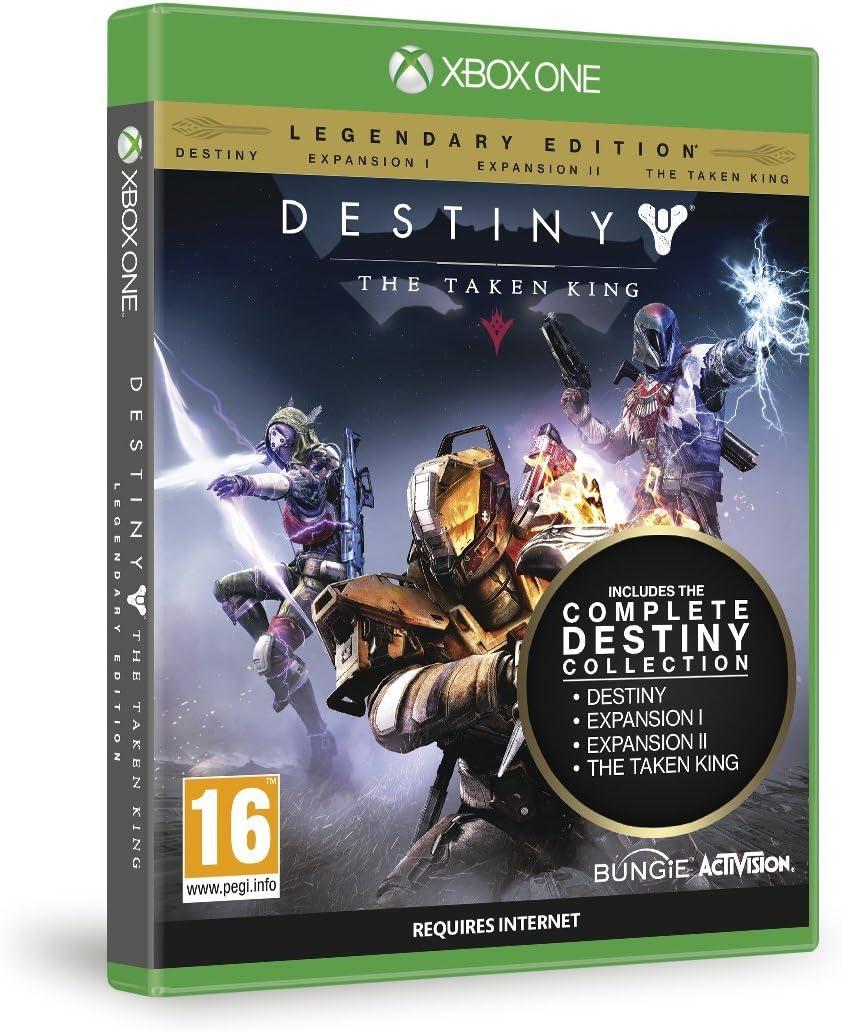 Destiny - The Taken King [Importación Inglesa]: Amazon.es: Videojuegos