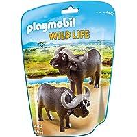 Playmobil Vida Salvaje - Animales, Búfalos, Multicolor (Playmobil