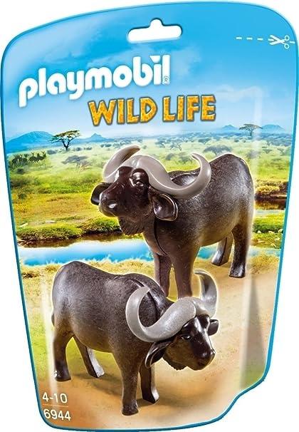 c0c92fa0c50ec Amazon.com: PLAYMOBIL® Water Buffaloes: Toys & Games