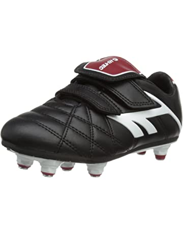 18808c25c Hi-Tec Unisex League Pro Si Ez Junior Football Shoes