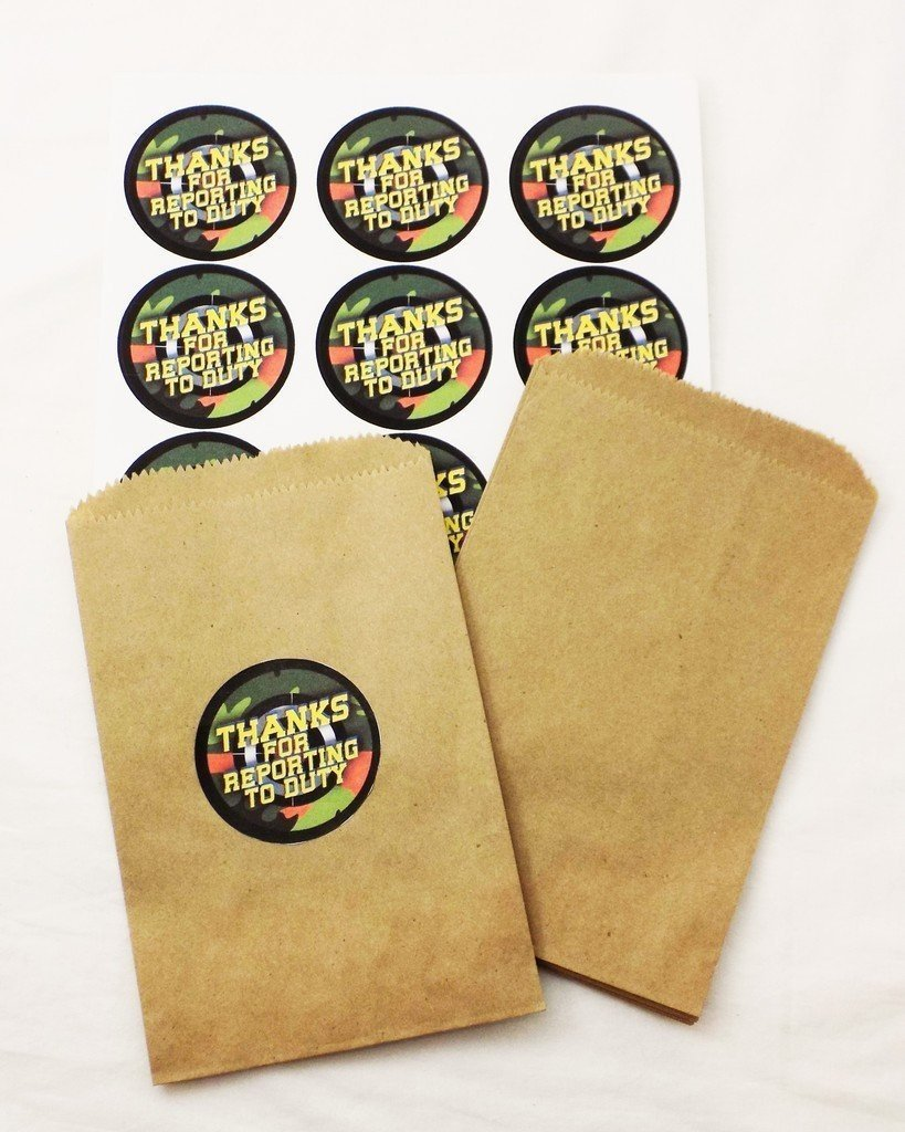 Silly Goose Gifts Dart Tag Themed Party Supplies (Zombie Targets)