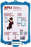 APLI Kids 12916 - Pizarra rígida con borrador y rotuladores