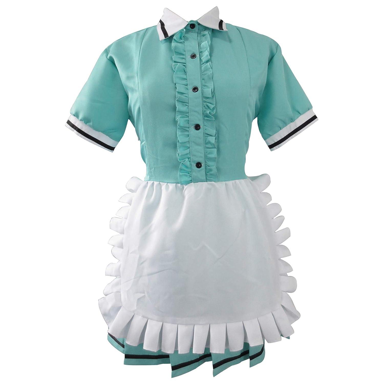 Amazon.com: Xiao Wu Blend S Hideri Kanzaki Maid - Disfraz de ...