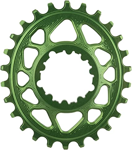 Absolute black Cannondale Direct N//W 28T chainring