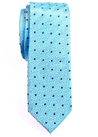 Corbata Retreez con nudo hecho para chico, textura de rayas en ...