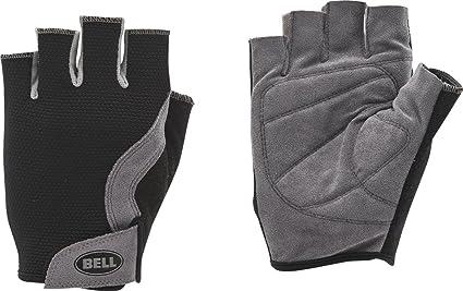 Bell Sports RAMBLE 500 Half Finger Cycling Gloves Black//Gray