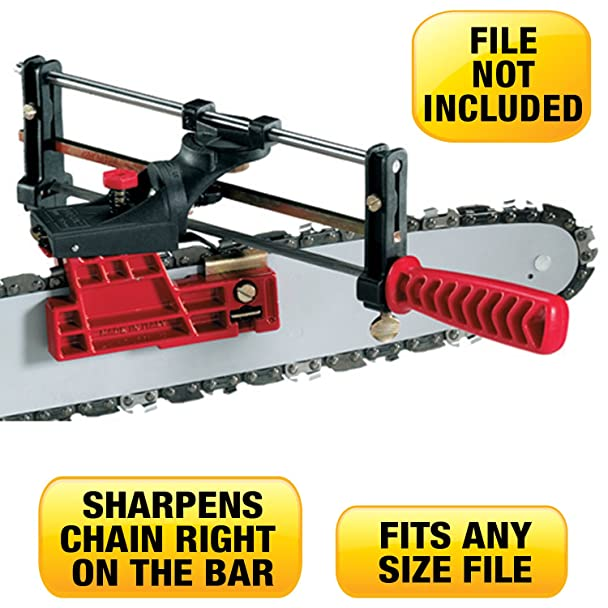 Best chainsaw sharpener – electric & manual models.