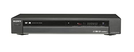 Review Sony RDR-GX355 Tunerless DVD Recorder