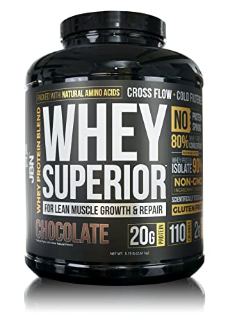 Whey Superior 90 serving Chocolate
