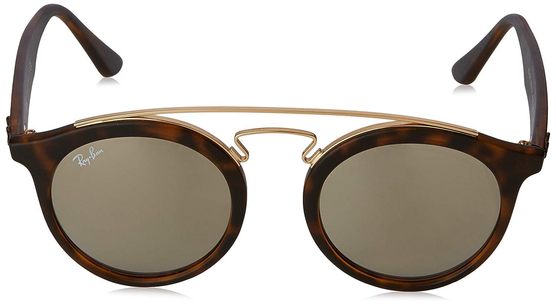 59d8ba54a6 Ray-Ban 0RB4256 Phantos Sunglasses for Unisex - Size - 49 (Grey Mirror  Silver): Ray-Ban: Amazon.com.mx: Ropa, Zapatos y Accesorios