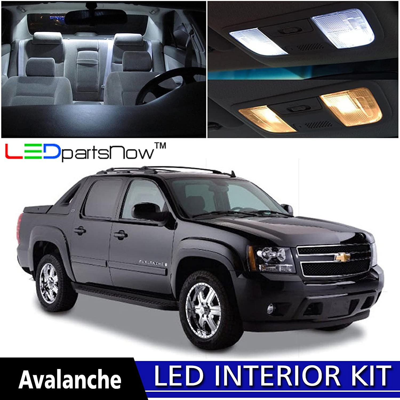 2009 Chevy Silverado Interior Lights