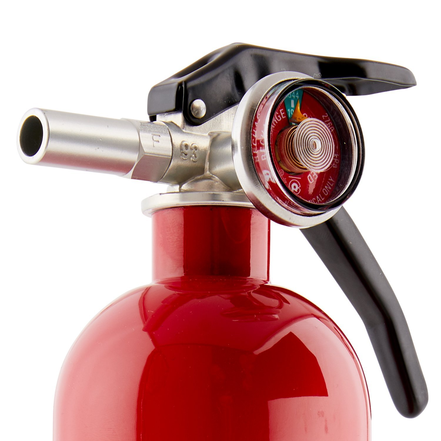 First Alert Rechargable Standard Home Fire Extinguisher (Pack of 2) by First Alert (Image #2)