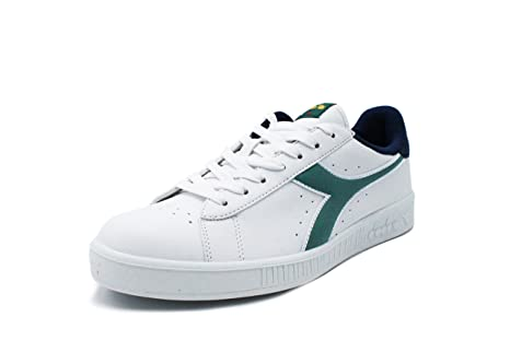b240c925915ab Diadora Scarpe Uomo Donna Sneakers Game P Nero Bianco 160281 C7040 ...