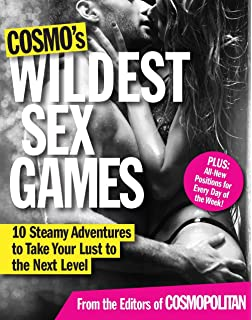 Cosmo's Wildest Sex Games: 10 Steamy Adventures to Take Your Lust to the  Next Level