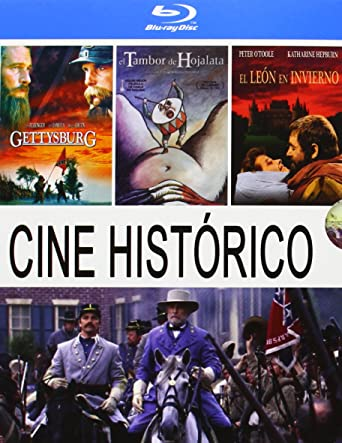 Pack: Cine Histórico [Blu-ray]: Amazon.es: David Bennent, Peter O ...