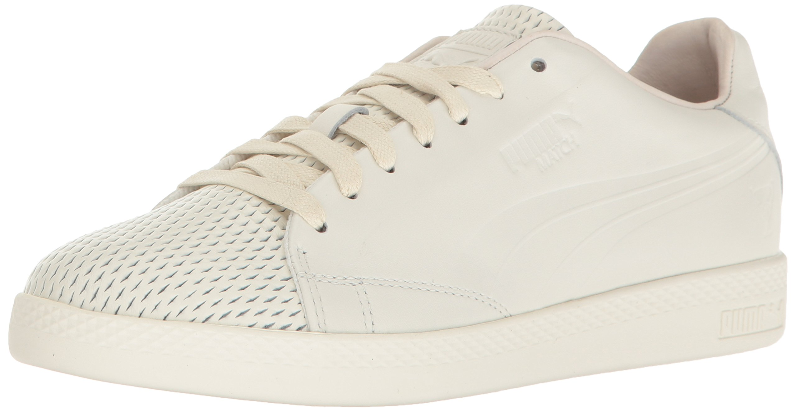 PUMA Women's Match LO Open FM WN's Field Hockey Shoe Whisper White-Whispe 11 M US by PUMA