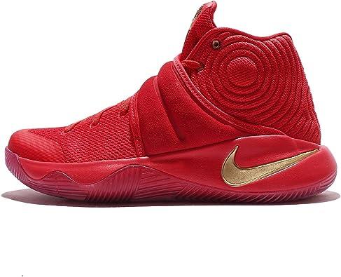 Nike Men's Kyrie 2 LMTD, UNIVERSITY RED