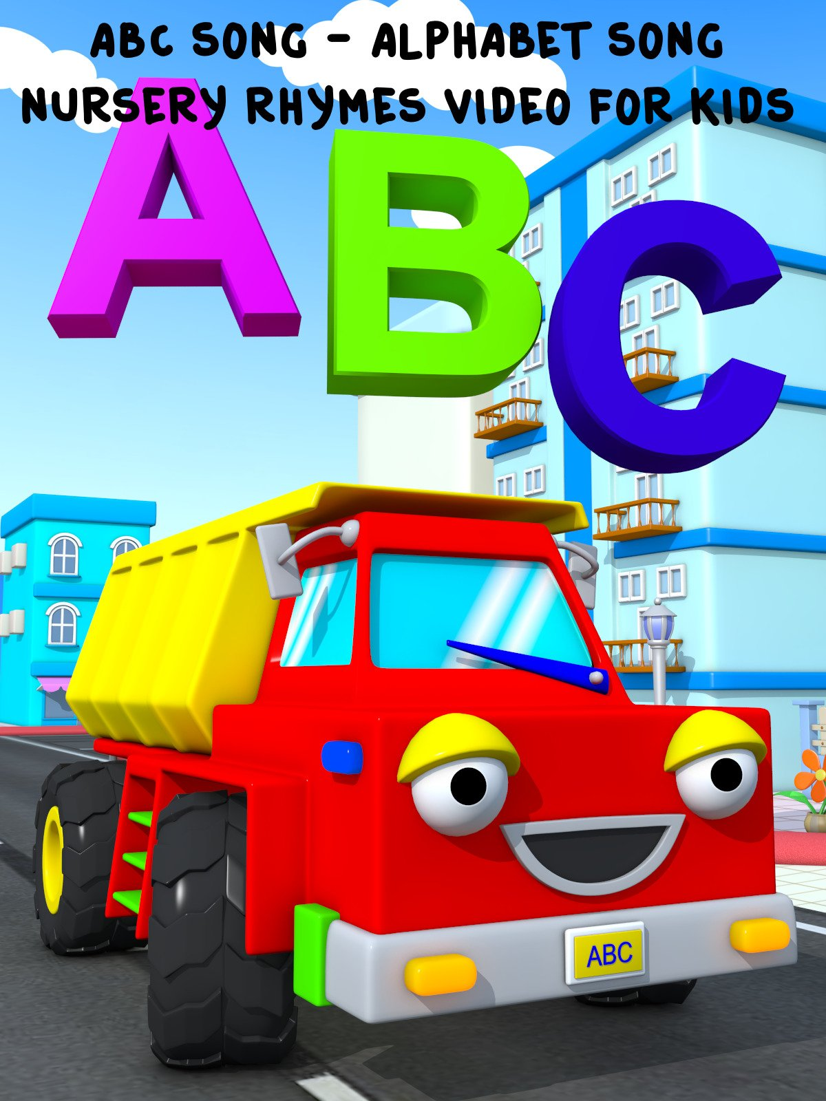 Amazon ABC Song Alphabet Song Nursery Rhymes Video for