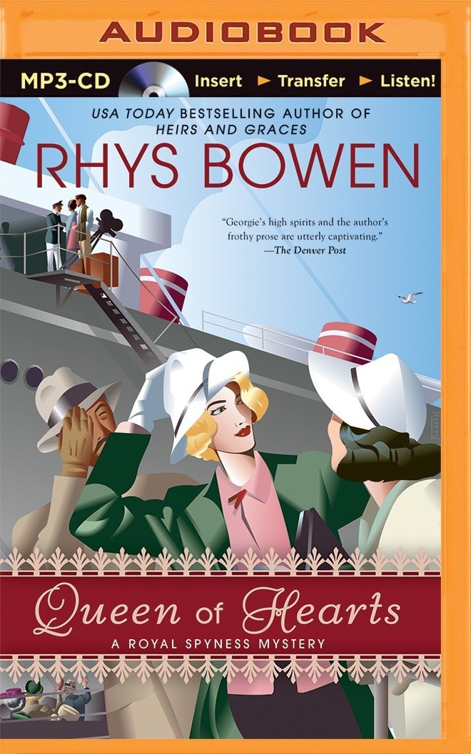 Download Queen of Hearts (Royal Spyness) PDF