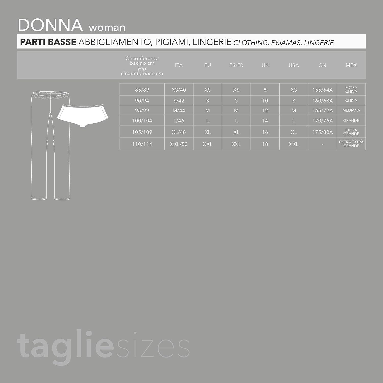 Smile YAMAMAY/® Pigiama Lungo Donna
