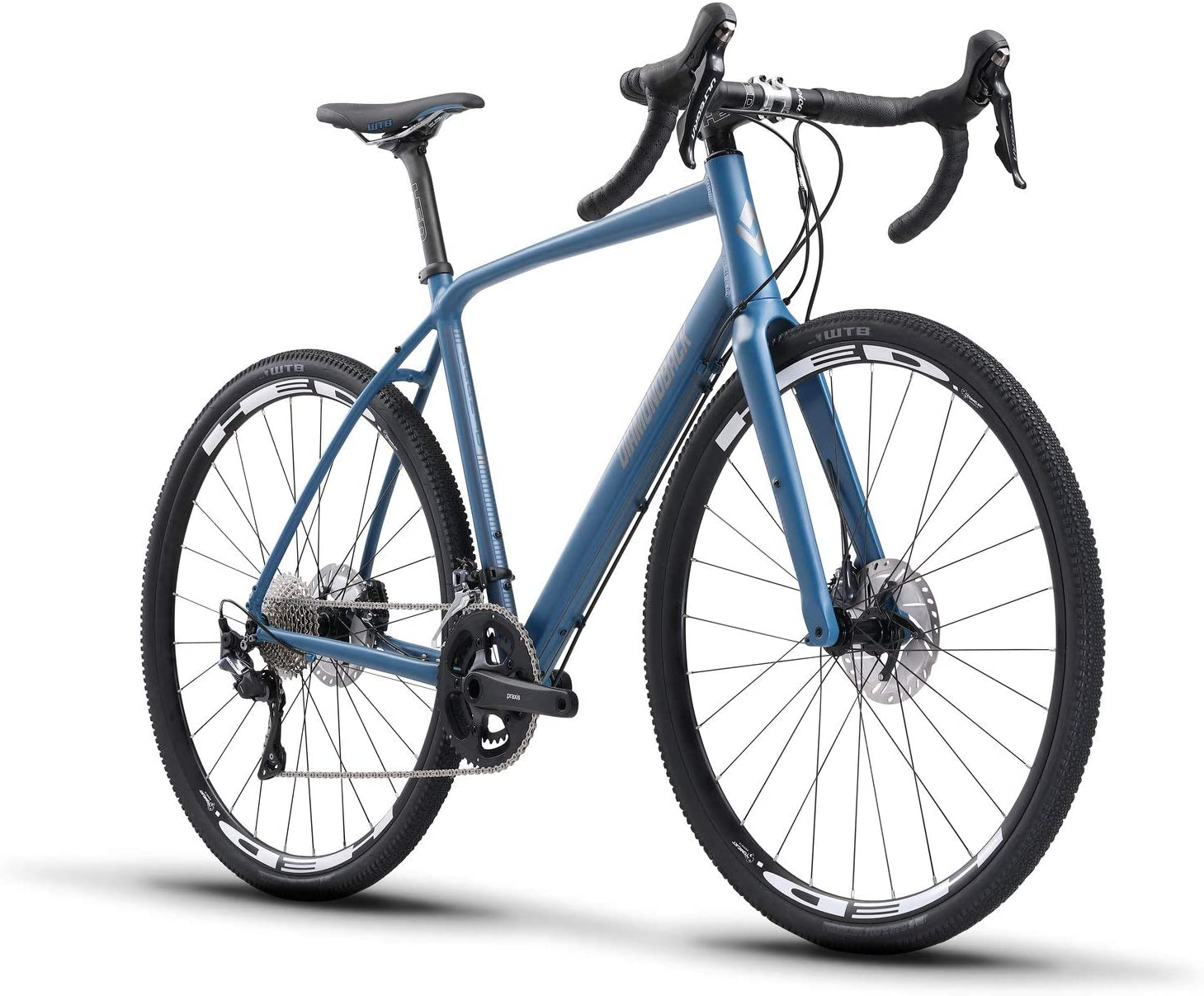 Haanjo 4 Gravel Adventure Bicicleta de Carretera, 53 cm/MD: Amazon ...