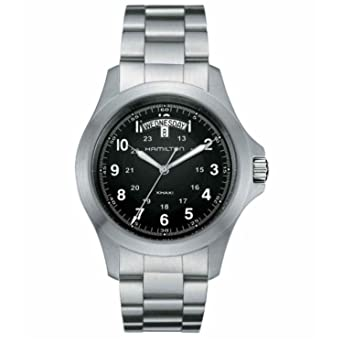 Hamilton Khaki King Quartz Watch H64451133