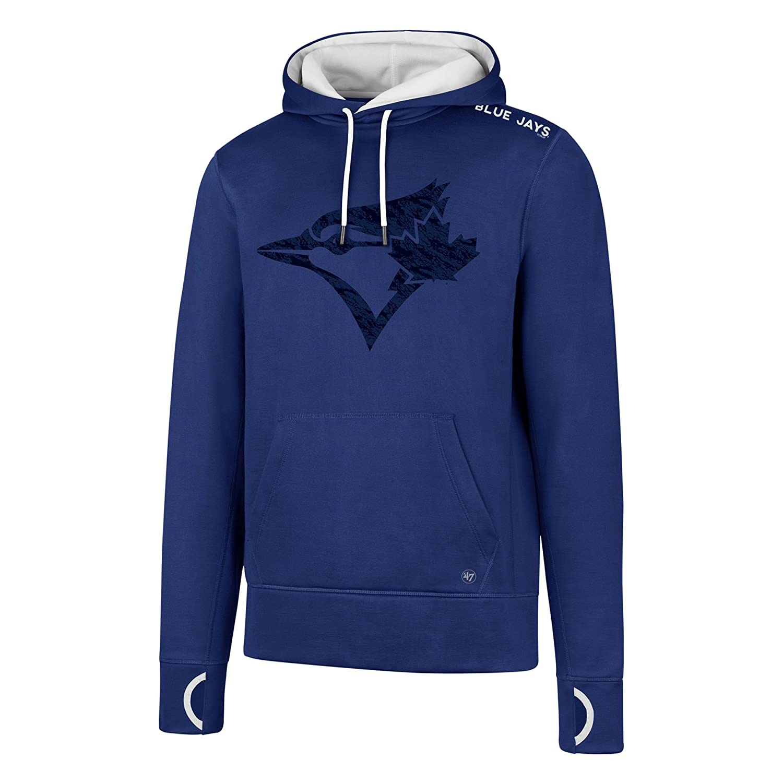 '47 Brand Toronto Blue Jays MLB Forward Performance Pullover Hoodie '47