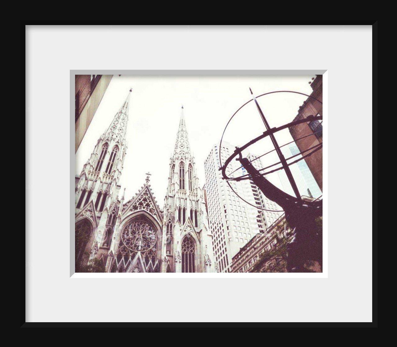 Set of 3 New York City Scenes urban decor 5x7 inch prints by Audra Edgington Fine Art