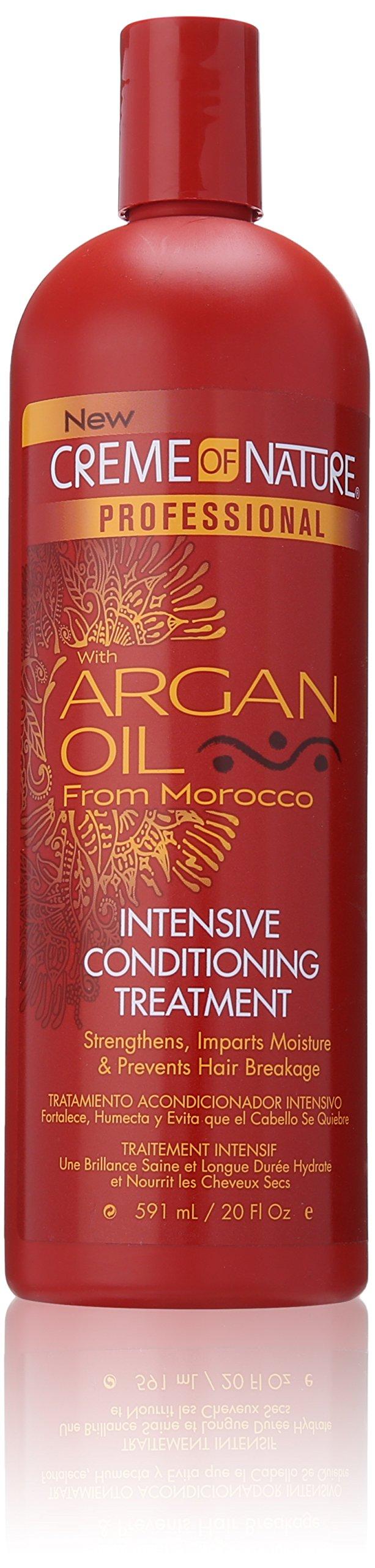 Creme Of Nature Argan Oil Advanced Straightening Regular