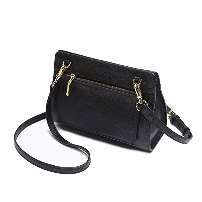 Amazon.com: Gome-z Messenger Bags Leather Shoulder Crossbody Bag Carteras Mujer De Hombro Beige 245x190x90mm: Shoes