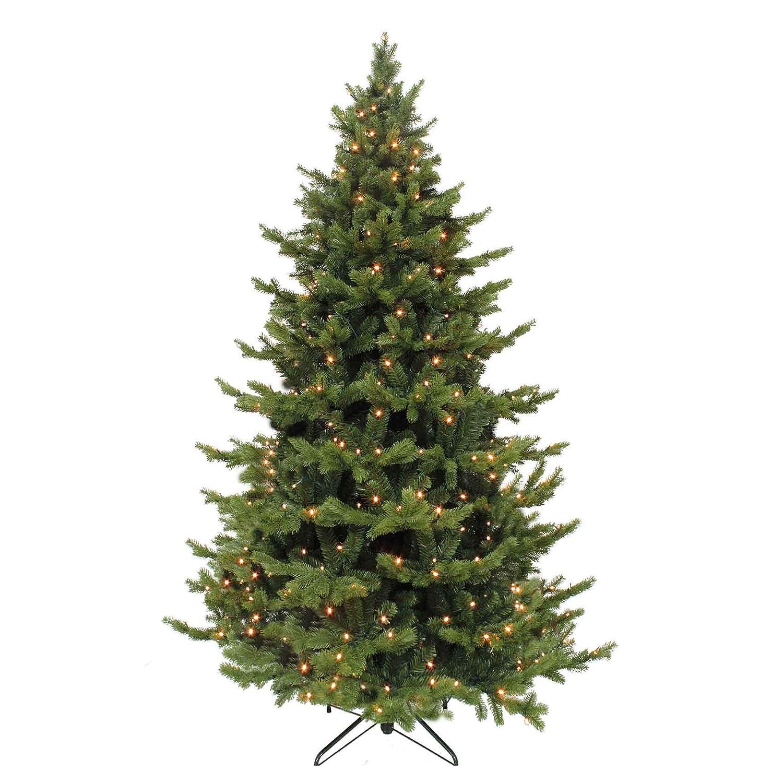 LED Künstlicher Weihnachtsbaum 155 cm mit LED Lichterkette