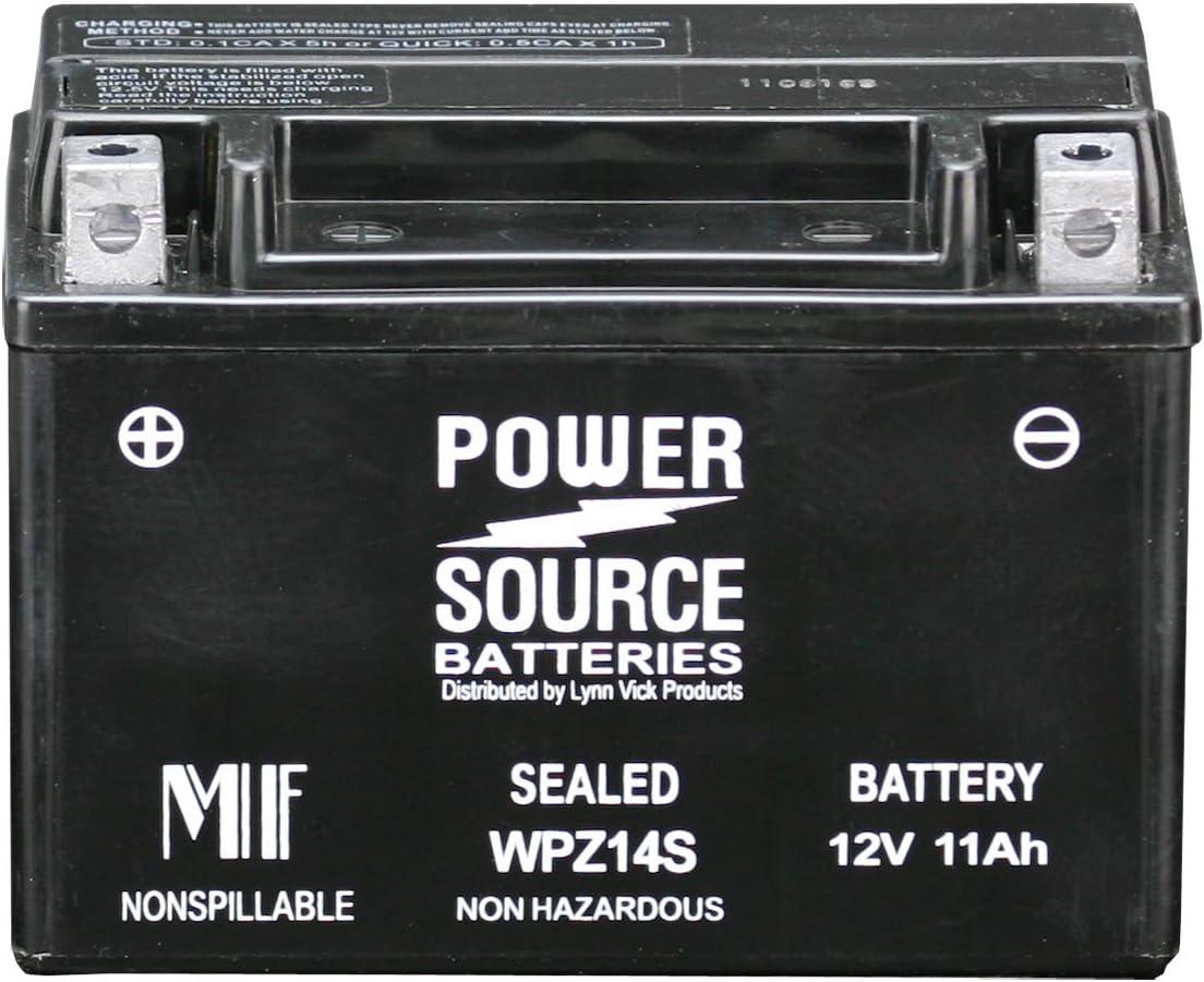 电源01-344 WPZ14S密封电池