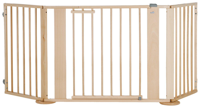 Geuther Barriere à Configurer - Bois - 120 -180 cm 2761