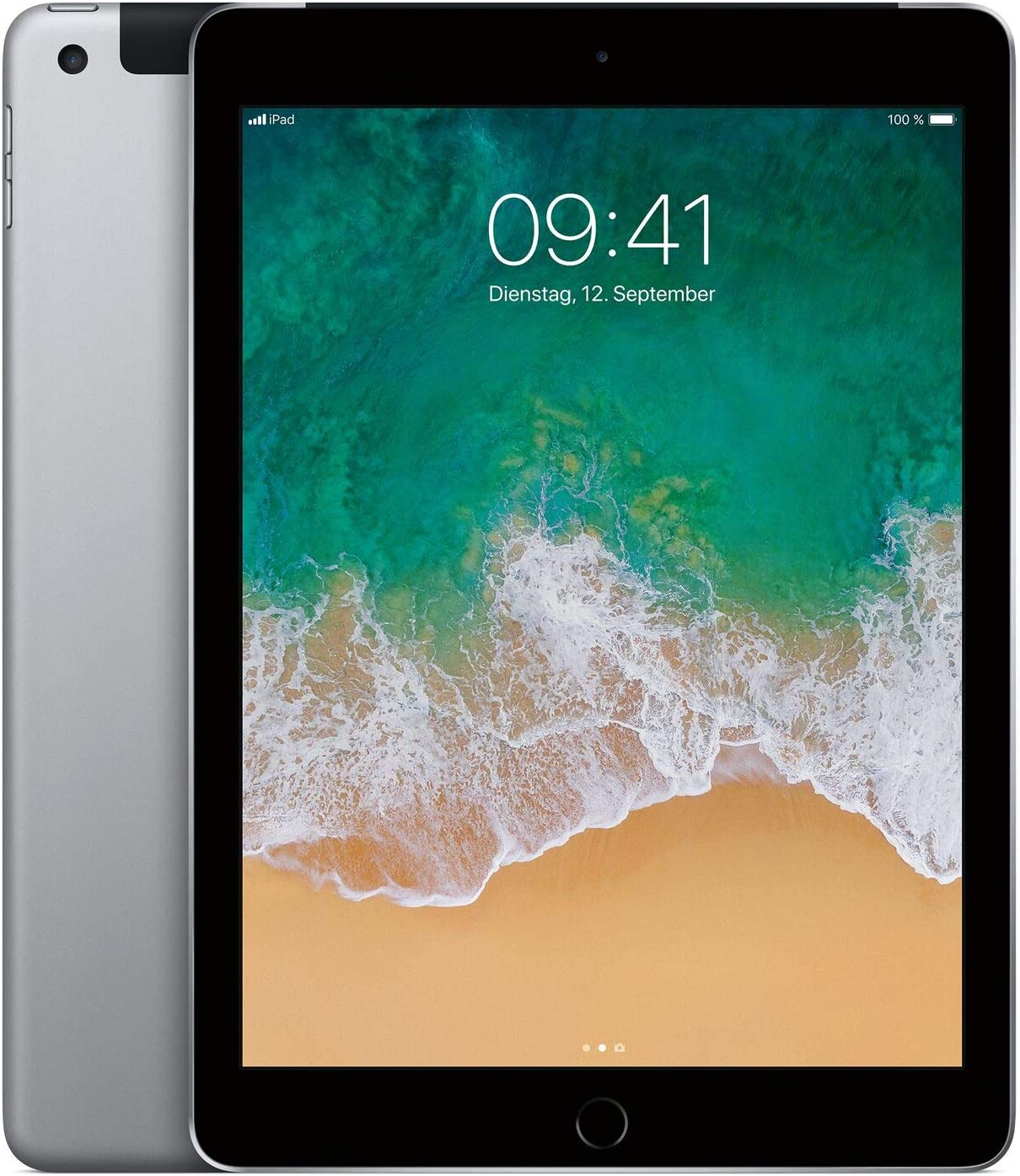 Apple Ipad Wifi Cellular 128 Gb Space Grey Computers Accessories