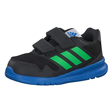 adidas Unisex Baby AltaRun CF Sneaker Blau 25 EU