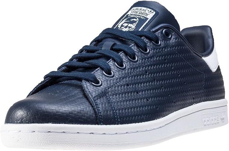Adidas Stan Smith Scarpe da ginnastica, Uomo, Blu (Conavy