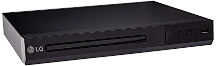 Amazon com: LG DVD Player with MP3 Playback and JPEG Viewer