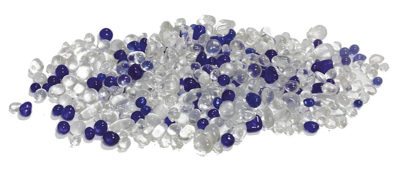 Wave Crystal Sand pour Aquariophilie Blanche/Bleu 400 g A4022505