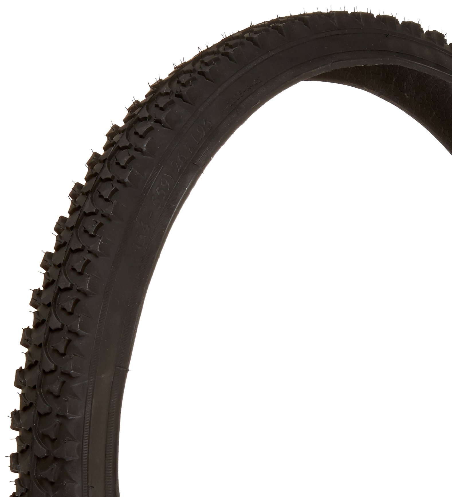 Schwinn Mountain Bike Tire (Black, 26 x 1.95 Inch)