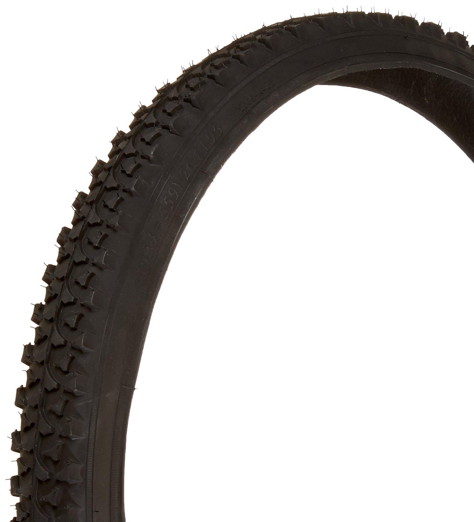 Schwinn Mountain Bike Tire (Black, 26 x 1.95-Inch)