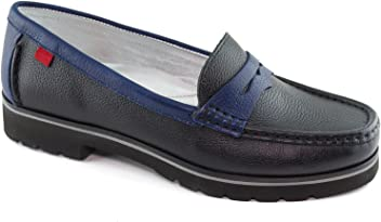 Marc Joseph New York Womens Leather Made in Brazil Tribeca Loafer Driving Style