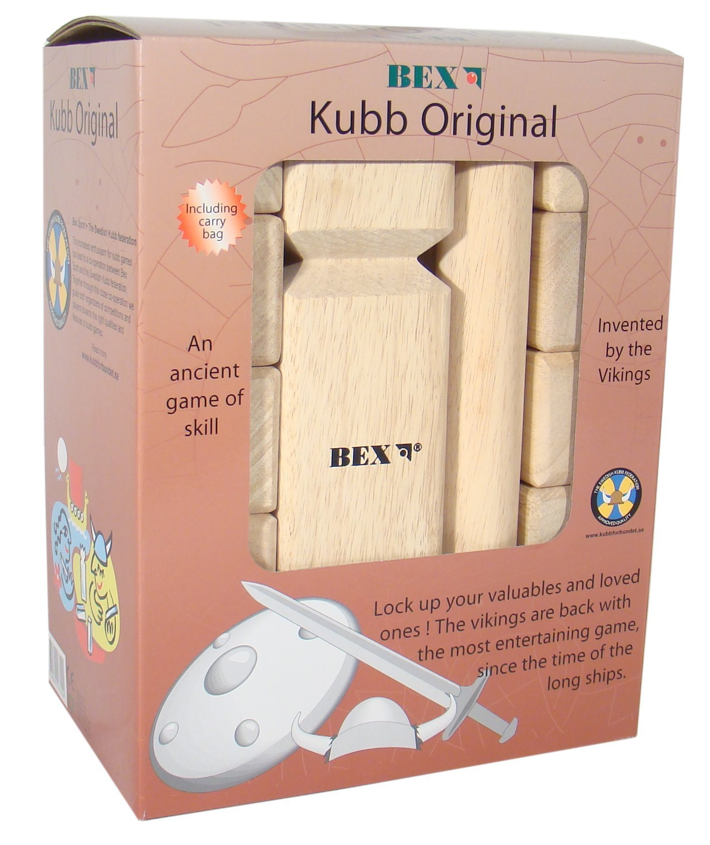 Kubb Game Original 12
