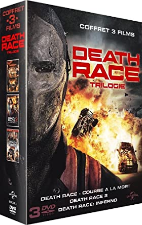 Death Race Trilogie [Francia] [DVD]: Amazon.es: Jason Statham ...