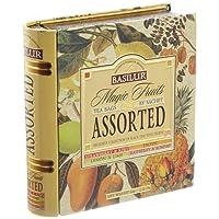 Basilur Magic Fruit Assorted Tea Book, 64g