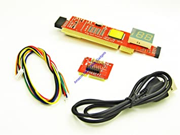 New Complete PC + Laptop Motherboard CPU & Power Supply Diagnostic ...
