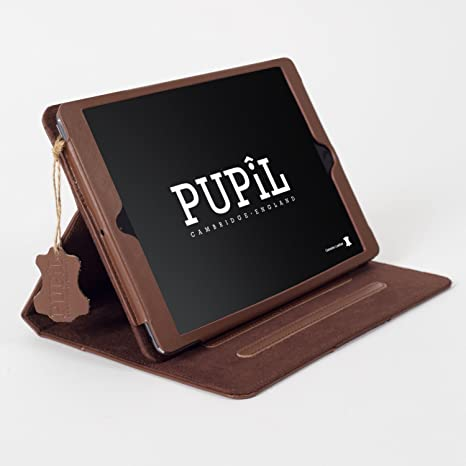 PUPiL iPad Air (1 & 2) Case Cover by of Cambridge, England Handmade